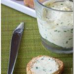 Manteiga de Alho e Salsa