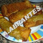 Crepes chineses