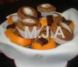 Queques_de_Laranja_e_Chocolate