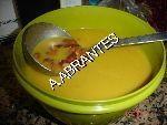 Sopa de legumes com feijão manteiga
