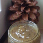 Compota de kiwi e banana