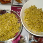 Patê de azeitonas verdes