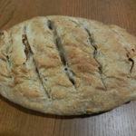 Pão de Nozes e Figos Secos