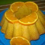Bundt Cake de Laranja